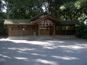 野々宮神社社殿