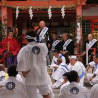 例祭・神輿発御祭